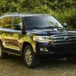 2020 Toyota Land Cruiser Rumors Prado V8 News Redesign Changes regarding