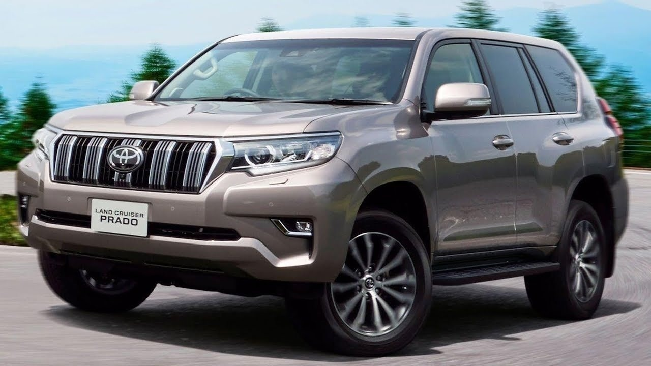 The 2020 Toyota Land Cruiser Concept Car Review 2018 With