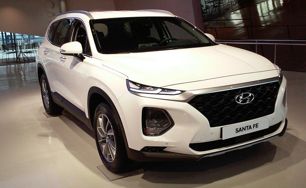 2020 Hyundai Santa Fe Sport Release Date