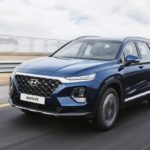 2020 Hyundai Santa Fe Sport Spy Photos
