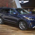 2020 Hyundai Santa Fe Sport Wallpaper