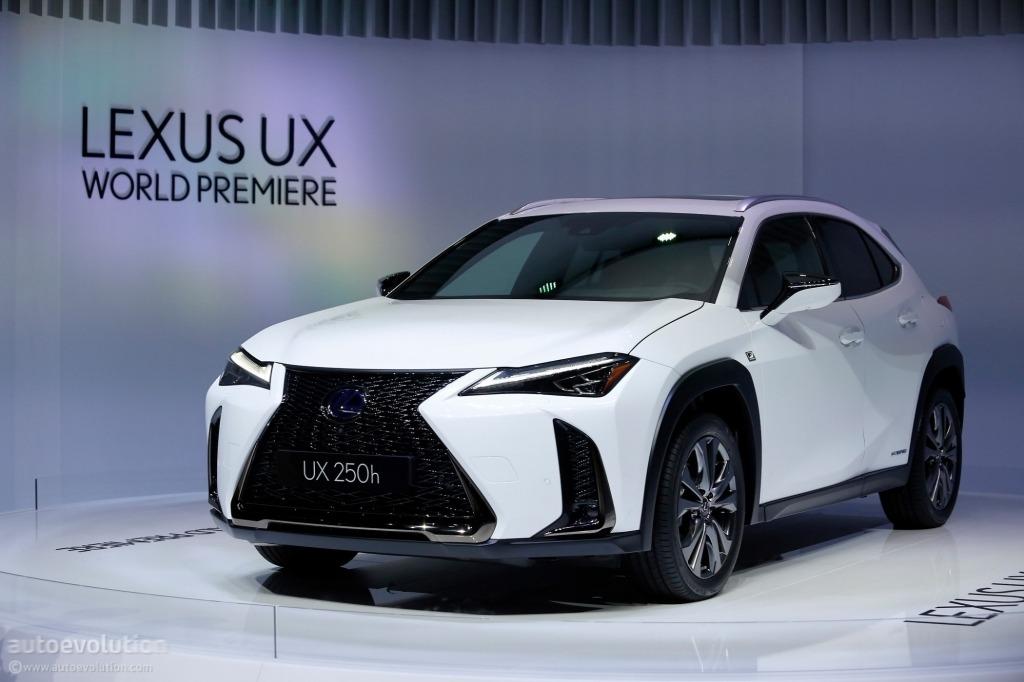 2020 Lexus Ux Engine Best New Suvs