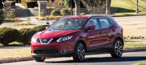 2020 Nissan Rogue Sport Specs