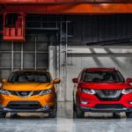 2020 Nissan Rogue Sport Spy Shots