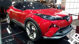 2020 Toyota CHR Concept