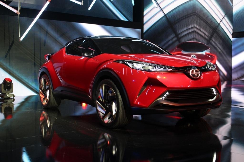 2020 Toyota CHR Drivetrain