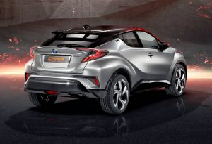 2020 Toyota CHR Images