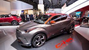 2020 Toyota CHR Price