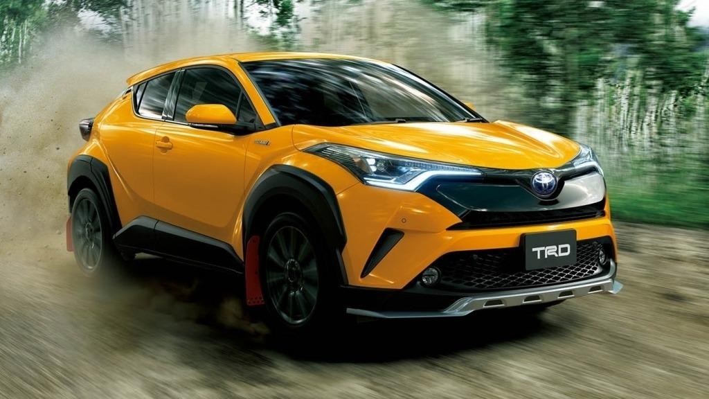 2020 Toyota C-HR: News, Design, Specs, Price >> 2020 Toyota Chr Spy Shots Best New Suvs