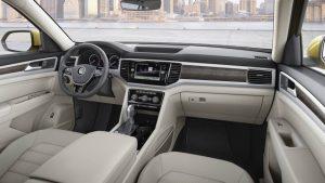 2020 VW Atlas Redesign