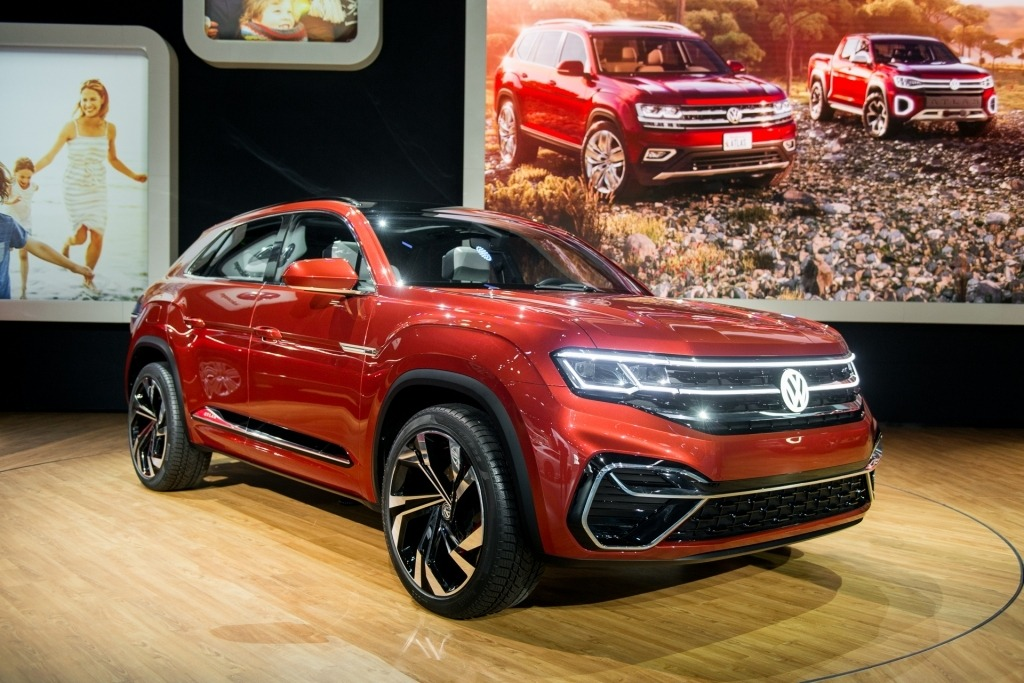 2020 VW Atlas Specs