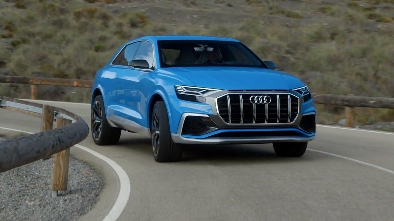 2020 Audi Q8 Concept