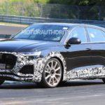 2020 Audi Q8 Images