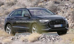 2020 Audi Q8 Release date