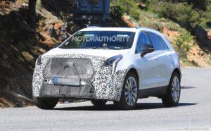 2020 Cadillac XT5 Redesign