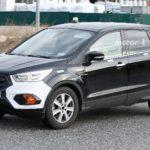 2020 Ford Kuga Redesign