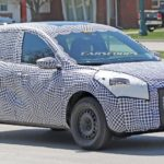 2020 Ford Kuga Spy Shots
