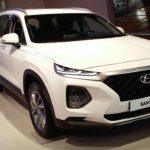 2020 Hyundai Santa Fe Specs