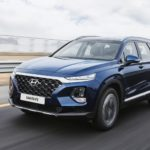 2020 Hyundai Santa Fe Spy Photos