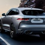 2020 Jaguar FPace SVR Engine