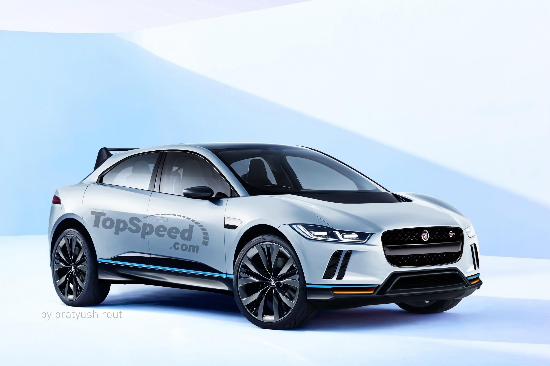 2020 Jaguar FPace SVR Wallpaper