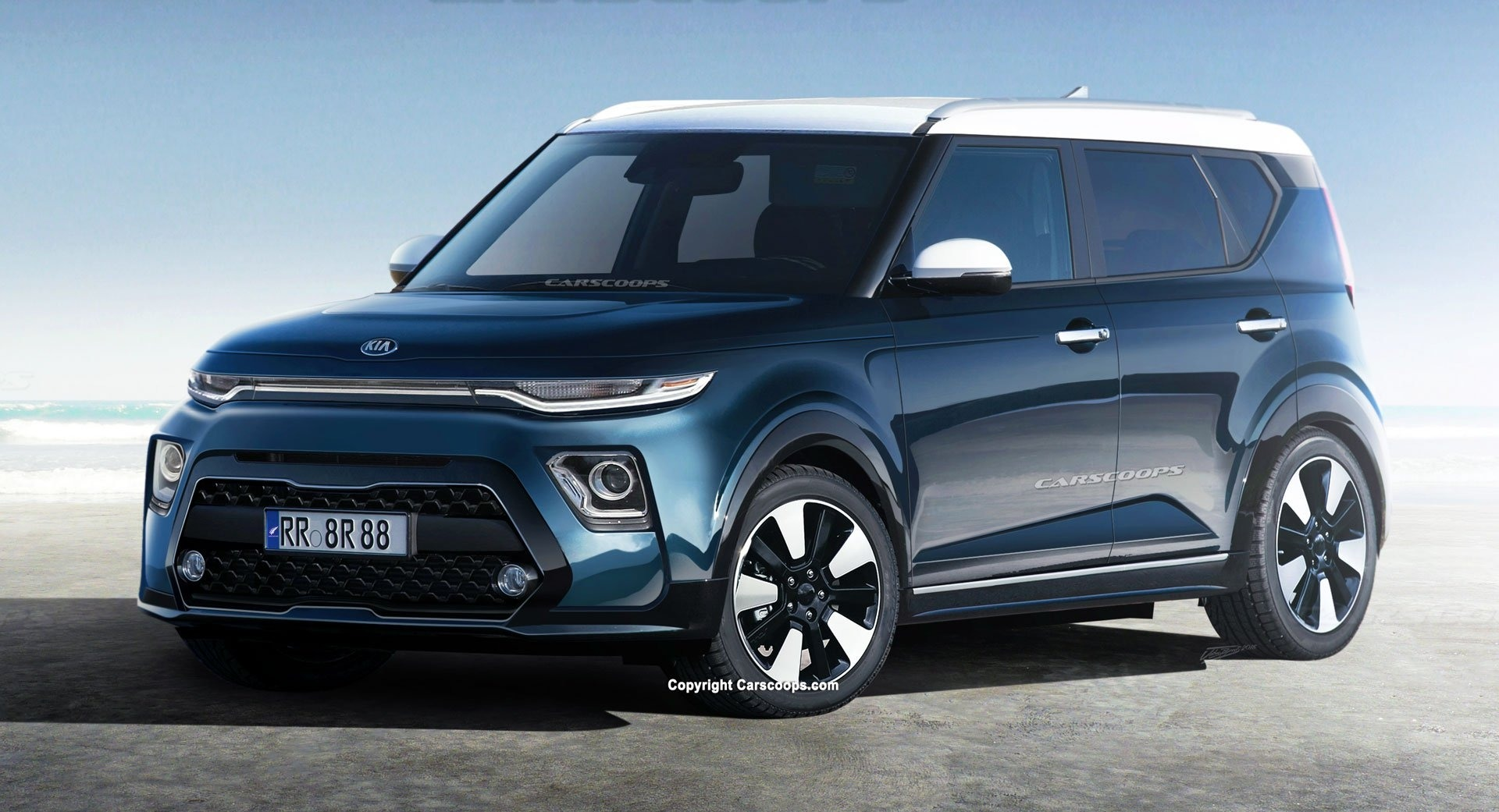 2020 Kia Soul Wallpaper