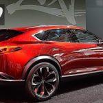 2020 Mazda CX4 Interior
