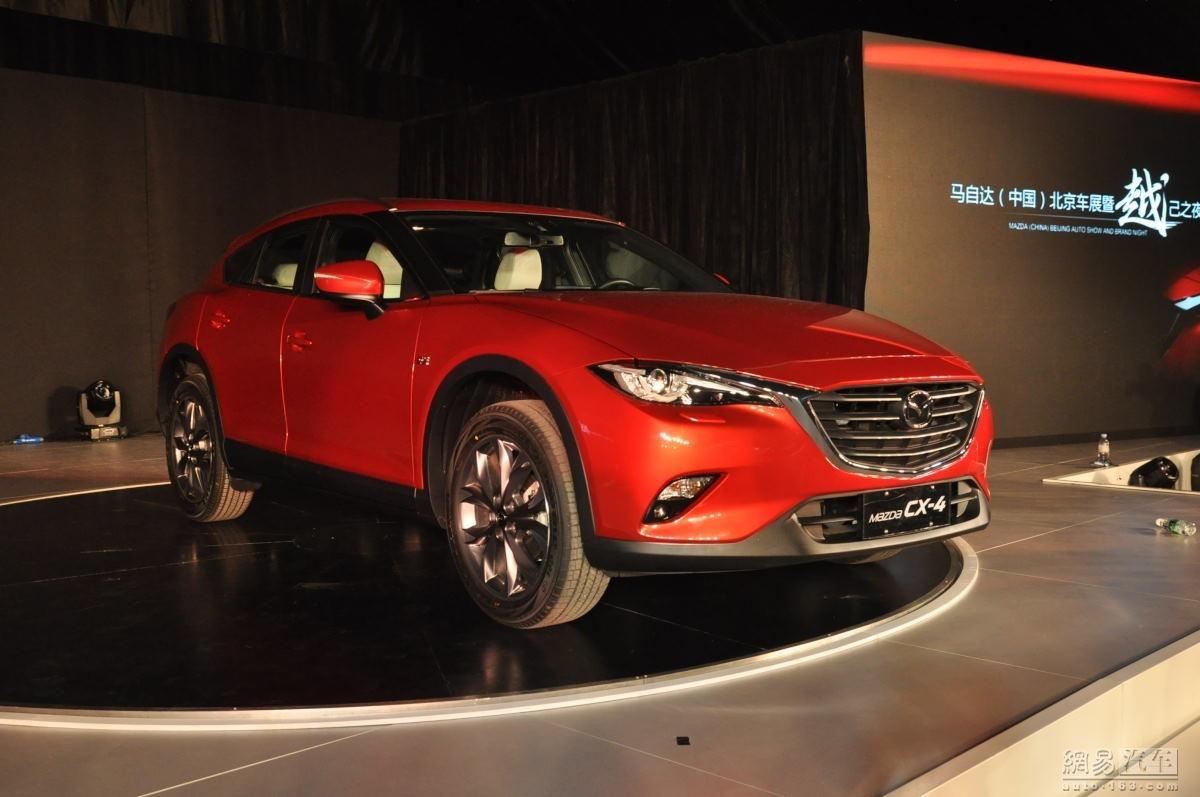2020 Mazda CX4 Pictures