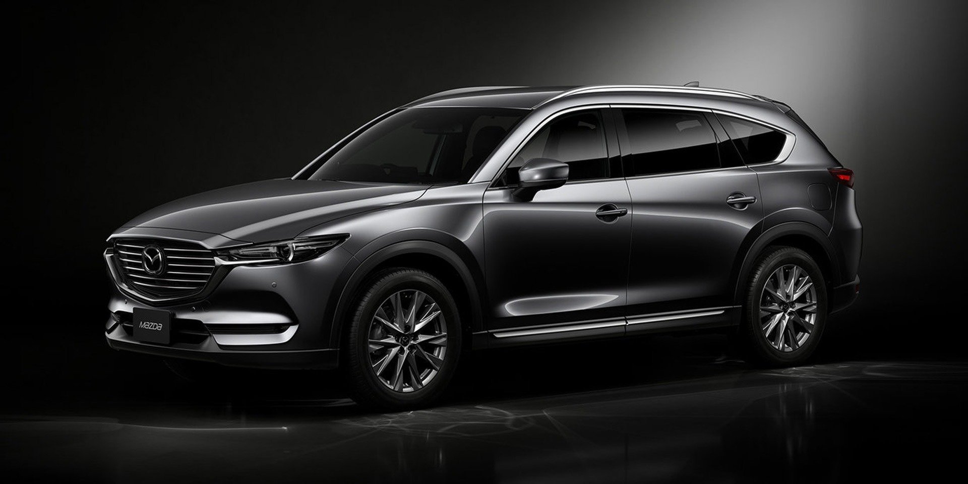 2020 Mazda CX7 Wallpapers