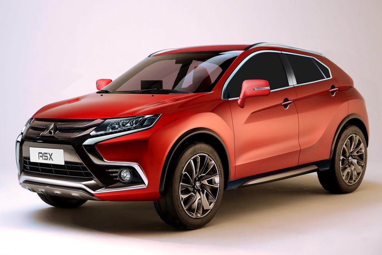 2020 Mitsubishi Asx Exterior Best New Suvs