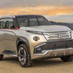 2020 Mitsubishi Montero Pictures