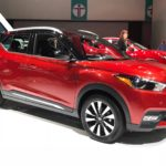 2020 Nissan Kicks Wallpaper