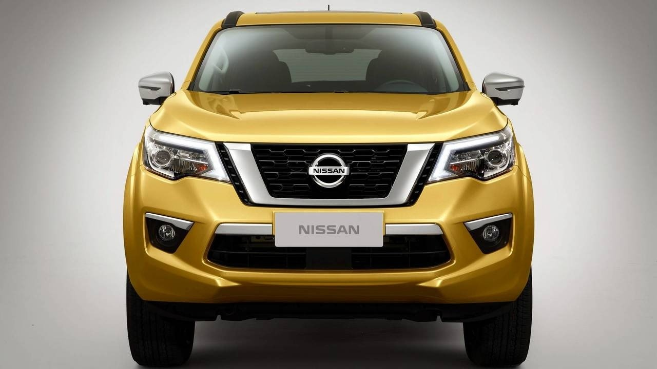 2020 Nissan TerraNavara Powertrain