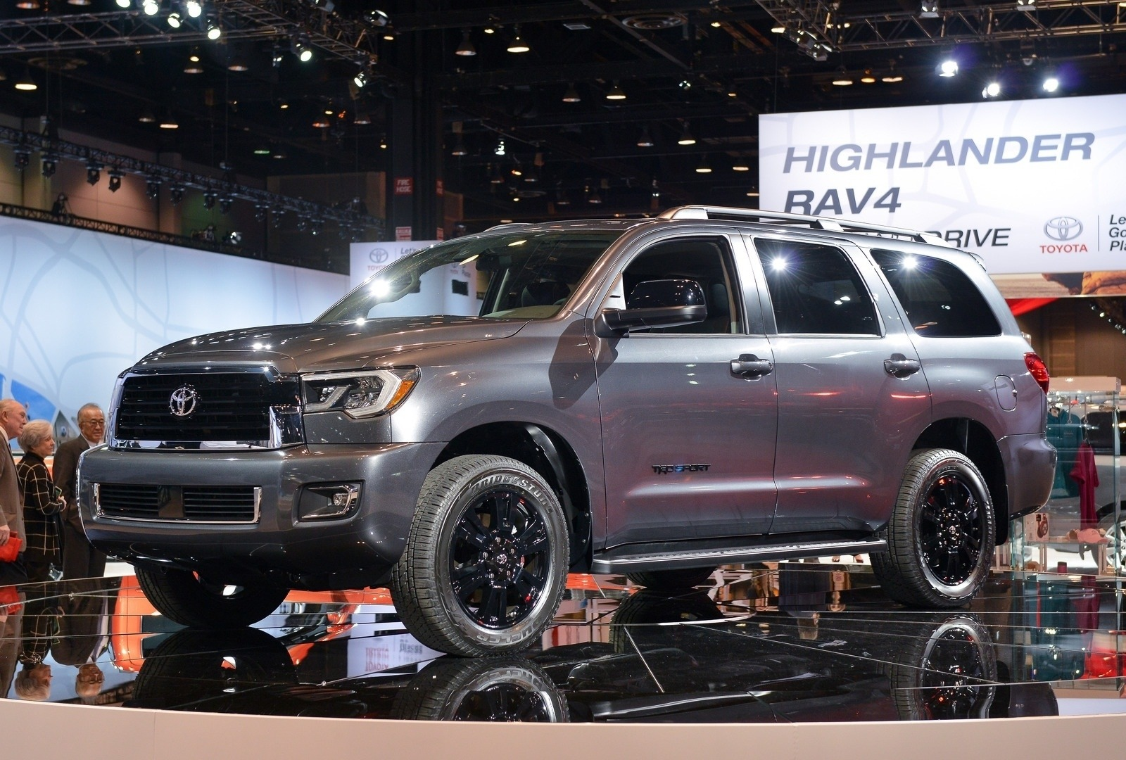 2020 Toyota Highlander Pictures