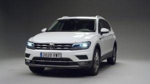 2020 VW Tiguan Allspace Interior
