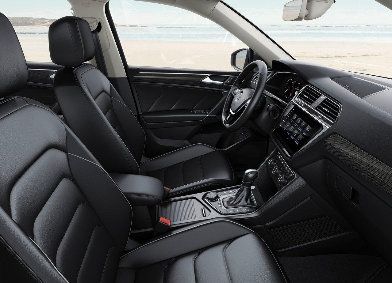 2020 VW Tiguan Allspace Spy Shots