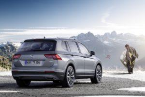 2020 VW Tiguan Allspace Wallpapers