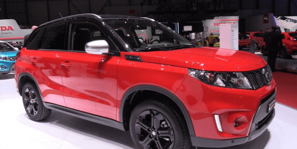 2020 Suzuki Vitara Price, Redesign and Release Date