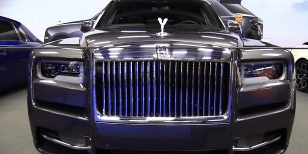 2020 RollsRoyce Cullinan Price, Interiors and Release Date