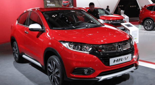 2020 Honda HRV Price, Redesign and Release Date