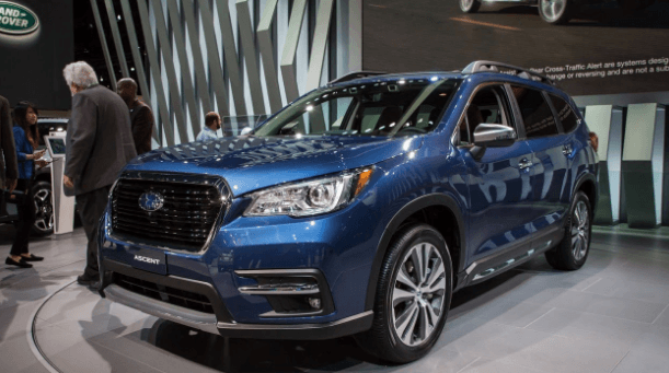 2020 Subaru Ascent 7 Passenger SUV Changes and Redesign