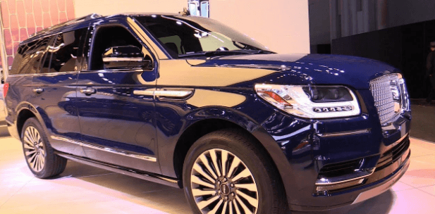 2021 Lincoln Navigator Price, Interiors and Release Date