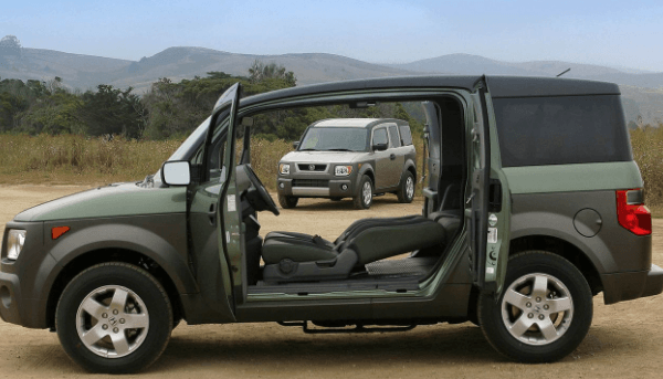 2020 Honda Element Price, Concept and Release Date
