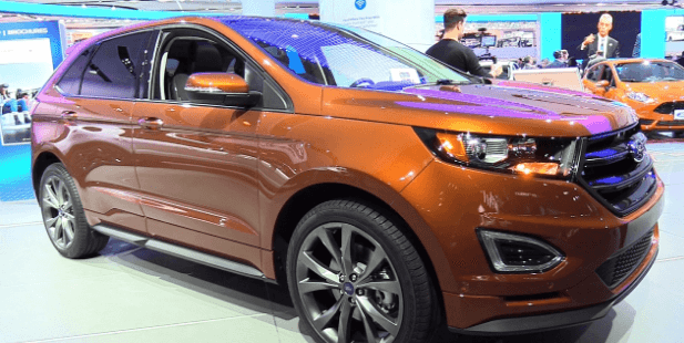 2021 Ford Edge Price, Redesign And Changes