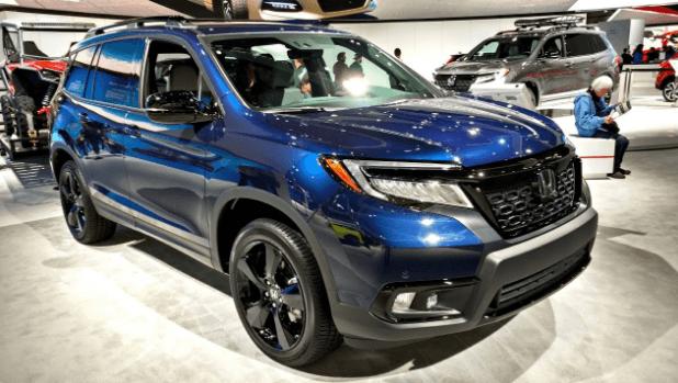 2021 Honda Passport Interiors, Exteriors and Release Date