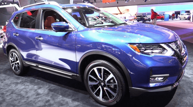 2020 Nissan Rogue Interiors, Changes And Redesign