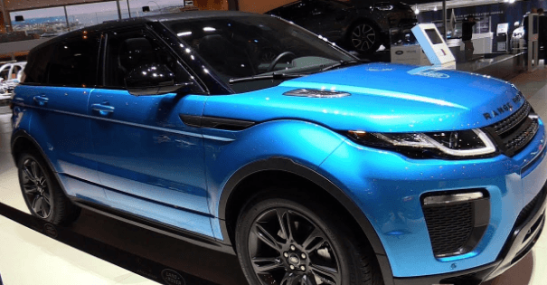 2021 Range Rover Evoque Price, Rumors and Release Date