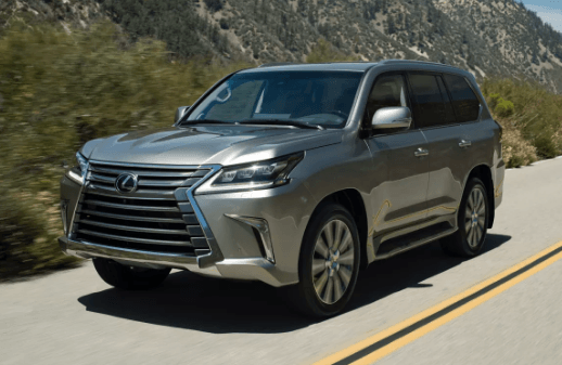 2021 Lexus LX 570 Interiors, Redesign and Release Date