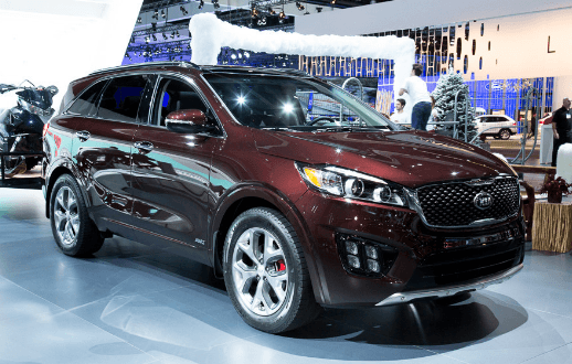 2020 Kia Sorento Changes, Specs and Redesign