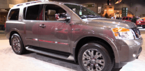 2020 Nissan Armada Exteriors, Price and Release Date